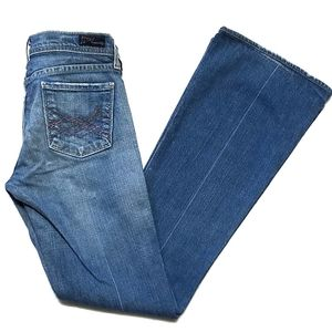 Citizens of Humanity Naomi Low Waist Flair Jeans